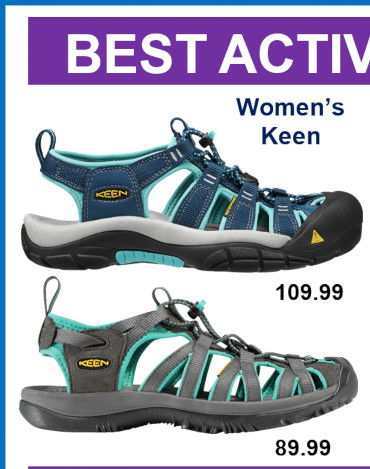 Womens Shoes - Keen