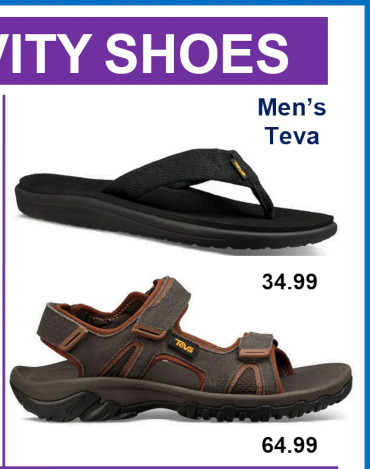 Mens Shoes - Teva
