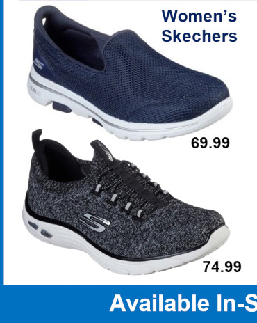 Womens Shoes - Skechers