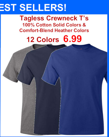 Mens Short Sleeve T-Shirts