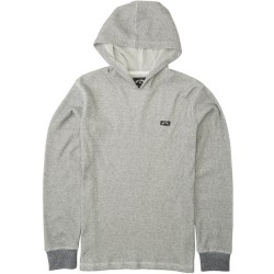 Boys 8 to 20 Billabong Thermal Hooded Pullover - Oatmeal