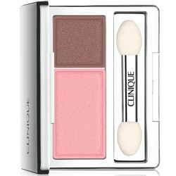 Clinique All About Shadow™ Duo - Strawberry Fudge