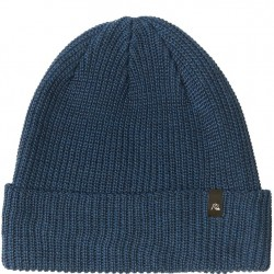 Quiksilver Ribbed Beanie - Blue