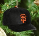 SF Giants Cap Ornament