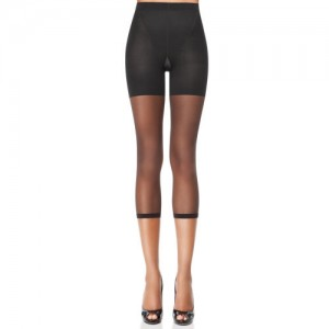 Spanx Super Footless Shaper Style #911 - BLACK