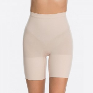 Spanx Super Power Panties Style #2744 - NUDE
