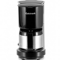 Cuisinart 4-Cup Coffeemaker with Stainless Steel Carafe Style #DCC450BK