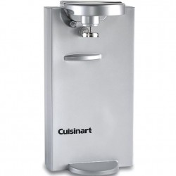 Cuisinart Can Opener - Brushed Chrome