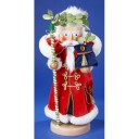 Steinbach K.A. Mistletoe Santa 4th in Series