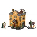 Department 56 City Park Carriage House