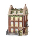 Department 56 48 Doughty St, Home to Charles Dickens