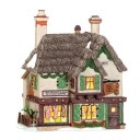 Department 56 Abel Beesley Butcher - Anniversary Edition