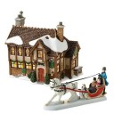 Department 56 Holly-Tree Inn