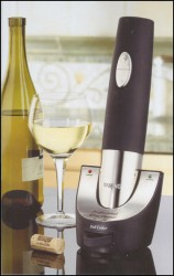 WARING PRO Cordless Wine Opener and Vacuum Sealer