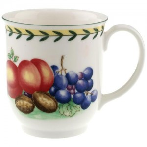 Villeroy and Boch French Garden Fleurence Mug 14 oz.