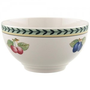 Villeroy and Boch French Garden Fleurence Rice Bowl 20 oz.