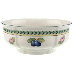 Villeroy and Boch French Garden Fleurence Round Vegetable Bowl 8 �""