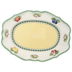 Villeroy and Boch French Garden Fleurence Oval platter 17 �""