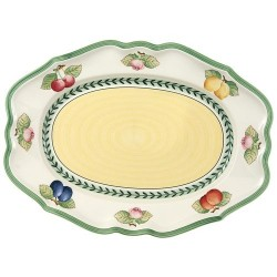 Villeroy and Boch French Garden Fleurence Oval platter 14 ½""