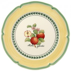 Villeroy and Boch French Garden Valence Dinner Plate 10 ¼""