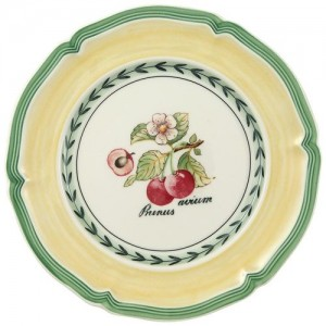 Villeroy and Boch French Garden Valence Bread & Butter Plate 6 ½""
