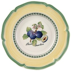 Villeroy and Boch French Garden Valence Rim Soup 9""
