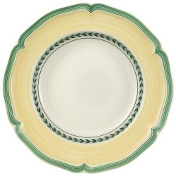 Villeroy and Boch French Garden Vienne Rim Soup 9""