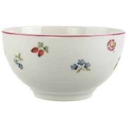 Villeroy and Boch Petite Fleur Rice Bowl 20 oz.