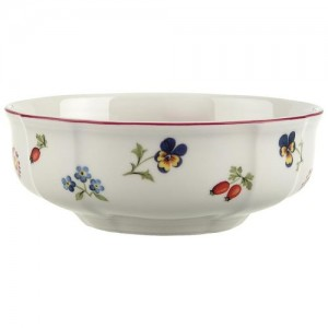 Villeroy and Boch Petite Fleur Cereal Bowl 5 ¾""