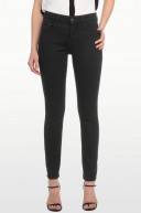 N.Y.D.J. Jade Legging In Super Stretch Denim In Black Style #38858DT3142 Black