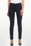 N.Y.D.J. Janice Legging In Super Stretch Denim In Marine Style #38445 Marine