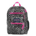 "Jansport ""Big Student"" Backpack - Grey Zebra"