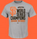 "San Francisco Giants 2014 ""Locker Room"" T-Shirt - Youth"