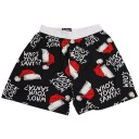 Mens Who's Your Santa Boxer