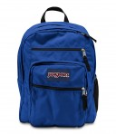 "Jansport ""Big Student"" Backpack - Blue Streak"
