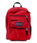 "Jansport ""Big Student"" Backpack - High Risk Red"