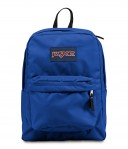 "Jansport ""Superbreak"" Backpack - Blue Streak"