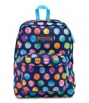 "Jansport ""Superbreak"" Backpack - Multi Watercolor Spots"