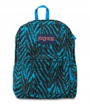 "Jansport ""Superbreak"" Backpack - Mammoth Blue Wild At Heart"