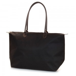 Joseph d'Arezzo Nylon Travel Tote #HD1293 - Brown