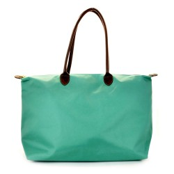 Joseph d'Arezzo Nylon Travel Tote #HD1293 - Kelly Green
