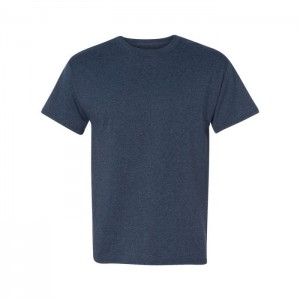 ComfortBlend® EcoSmart® T-Shirt Heather Navy