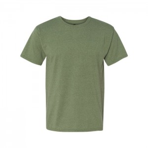 ComfortBlend® EcoSmart® T-Shirt Heather Green