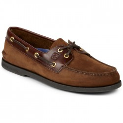 Sperry Men's Authentic Original 2-Eye Boat Shoe - Brown Buck