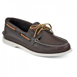 Sperry Men's Authentic Original 2-Eye Boat Shoe - Classic Brown
