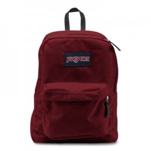 "Jansport ""Superbreak"" Backpack - Viking Red"