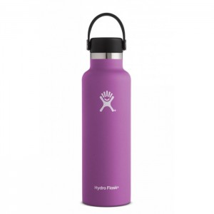 Hydro Flask 21 oz. Standard Bottle - Raspberry
