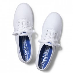 KEDS Champion Canvas Originals - White