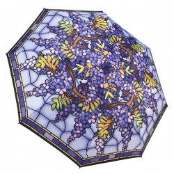 Galleria Umbrella - Hanging Wisteria