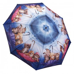 Galleria Umbrella - Kittens Ahoy